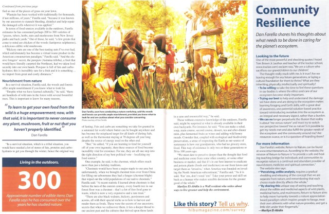 Wall Township Life - Return to Nature Article - Page 2