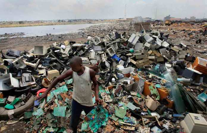 """First World"""" Countries are Using Africa as a Dump for Old Electronics"""
