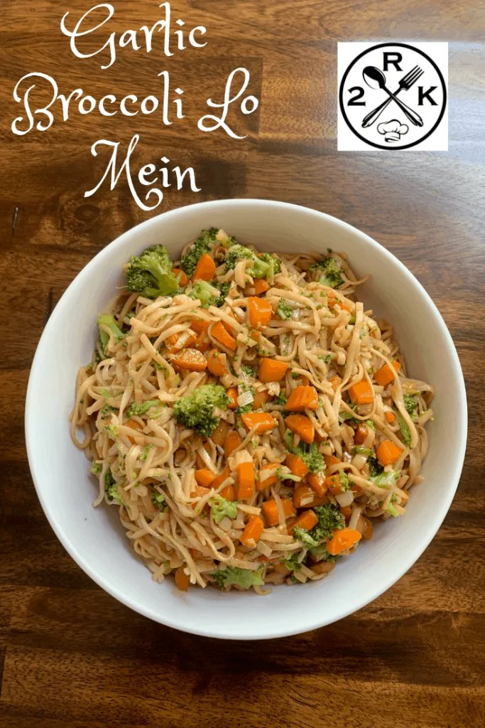 Garlic Broccoli Lo Mein