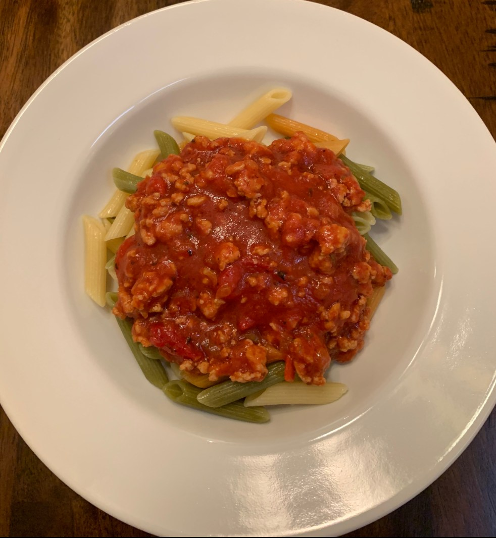 Easy Homemade Meat Sauce