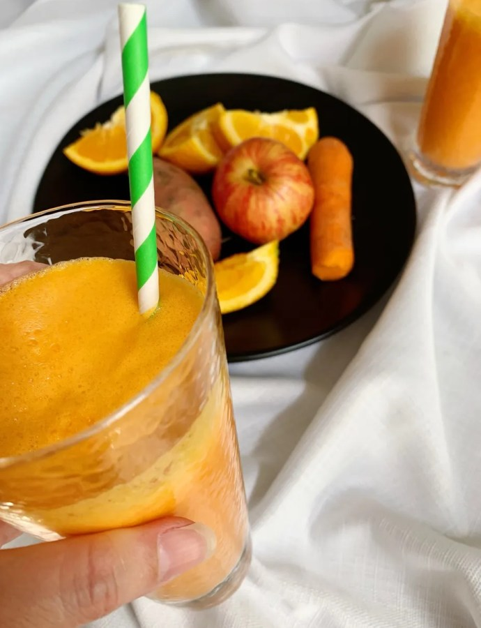 Autumn Harvest Juice