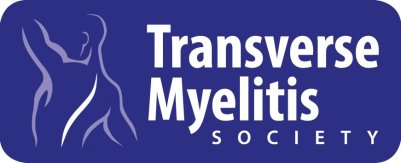 Logo for the Transverse Myelitis Society