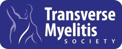 Logo for the Transverse Myelitis Society