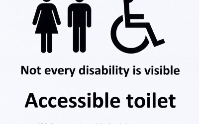 Accessible loos for invisible disabilities – They're coming to a supermarket near you #AccessibleLoos4InvisibleDisabilities