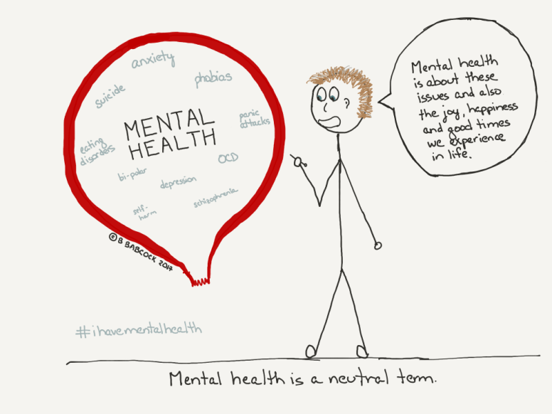 mental health #ihavementalhealth