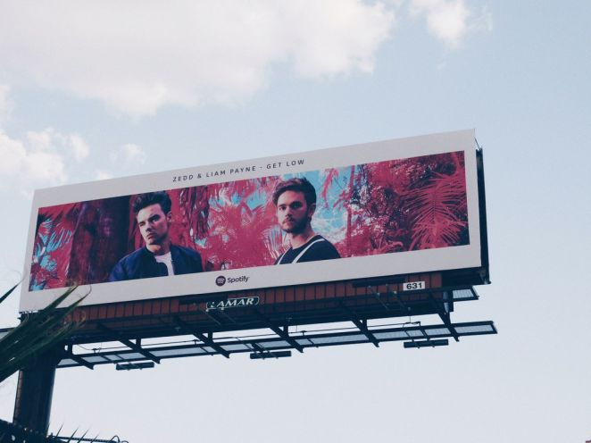 Image result for get low billboard