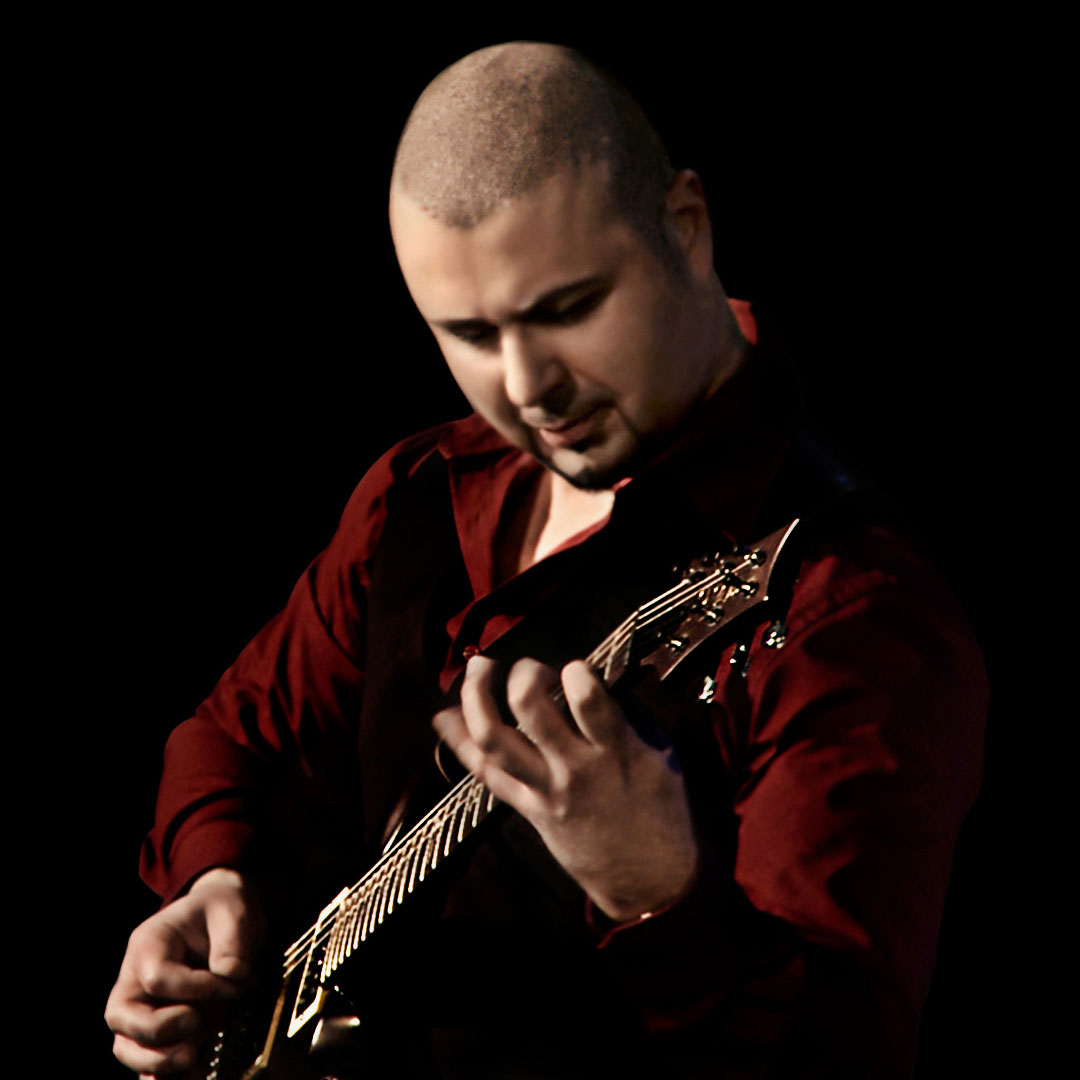 Reúf Sipović - Guitars - Composer - Producer