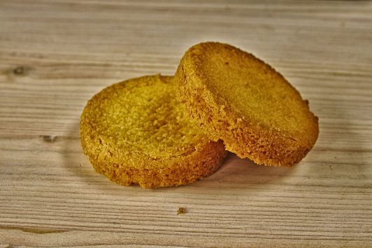 Bretonischer Sandkuchen