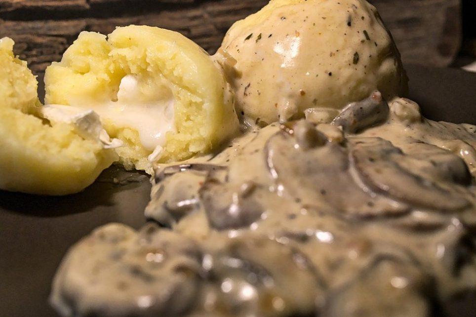 Kartoffelkloesse selbstgemacht