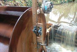 Building a Waterwheel | REUKcouk
