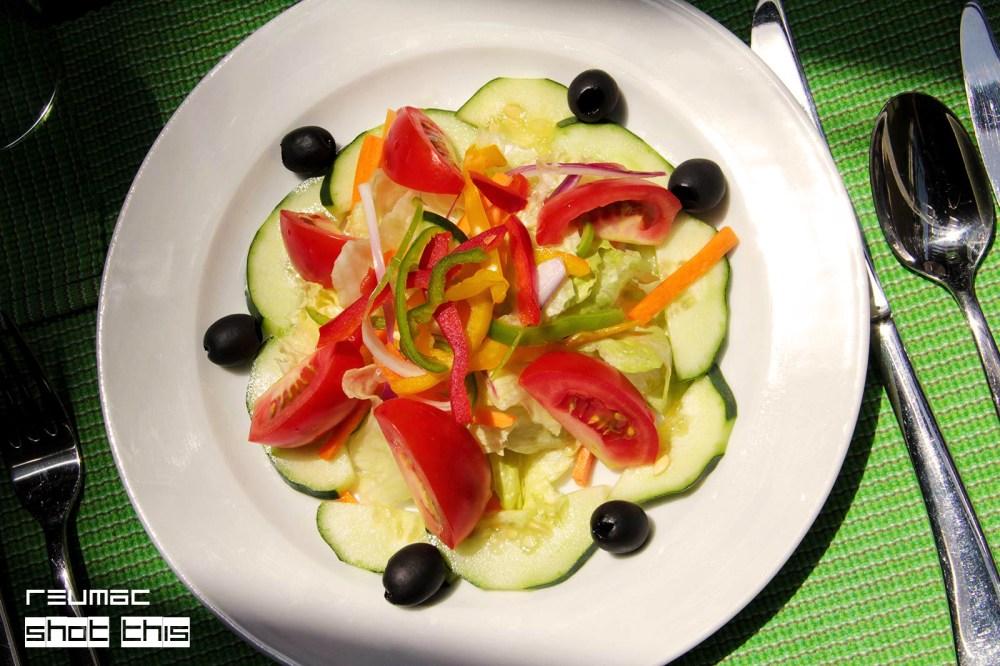 Tasty Treats - Vegetable Salad  (3/3)