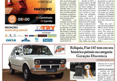 ABC Repórter Matéria Fiat 147 Valter Salvi