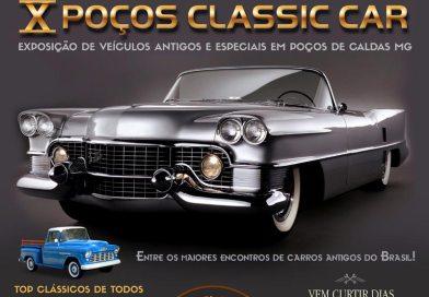 X Poços Classic Car
