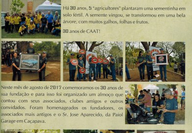 Classic Show nº 93 – Paiol Garage, festa 30 anos do CAAT