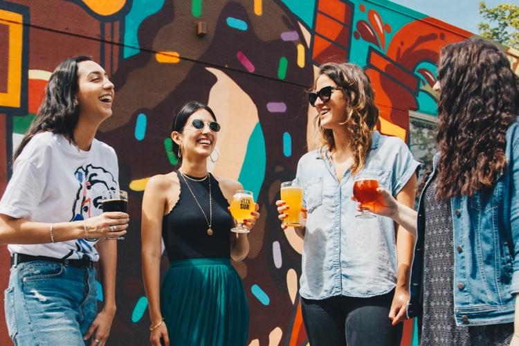 Social Drinking Apart