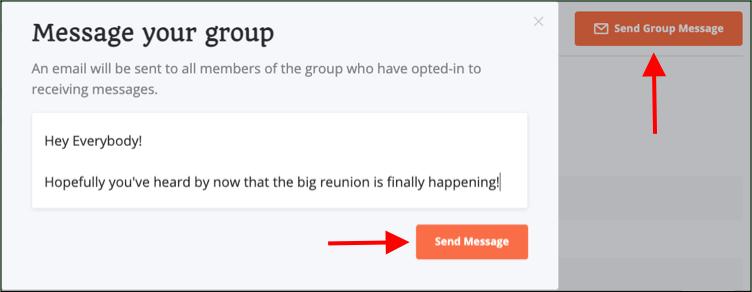 reunacy send group message