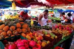marché de Saint-Paul
