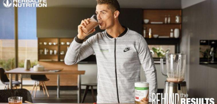 Herbalife Ile Réunion Cristiano Ronaldo