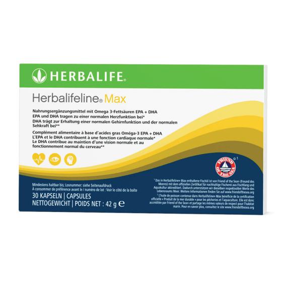 Herbalifeline Max supplément oméga 3 Herbalife