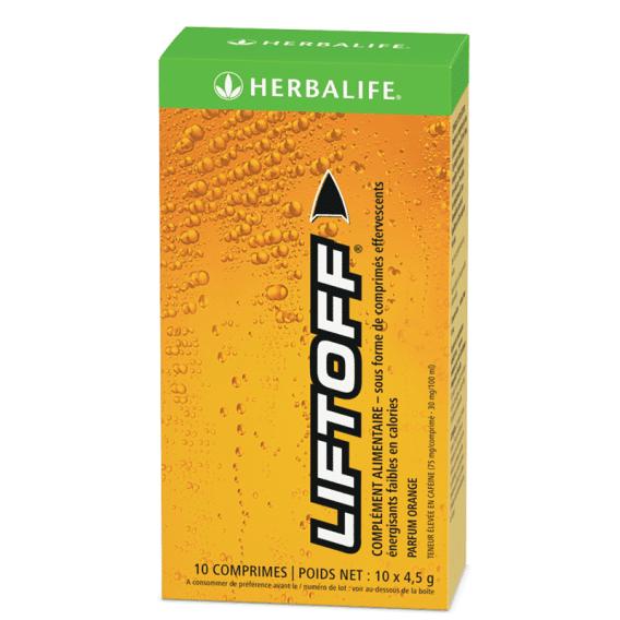 Liftoff Orange Herbalife