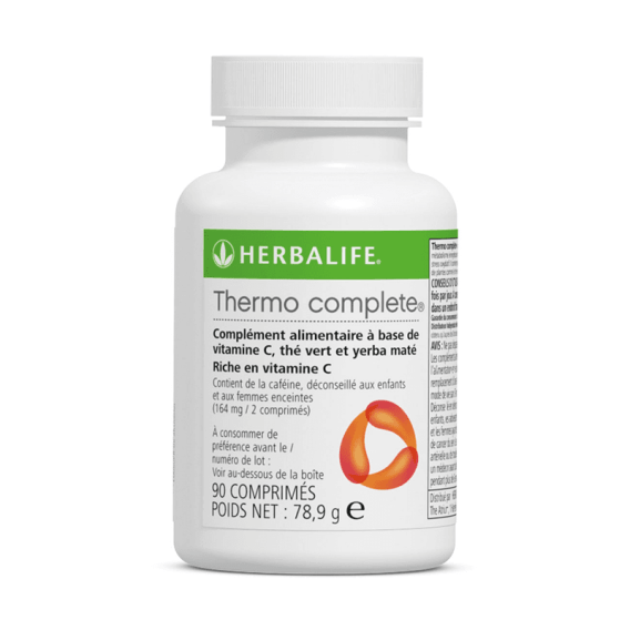 Accélérateur Thermo Complete Herbalife