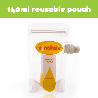Sinchies 140ml pouch