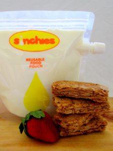 Sinchies 1 Litre reusable pouch