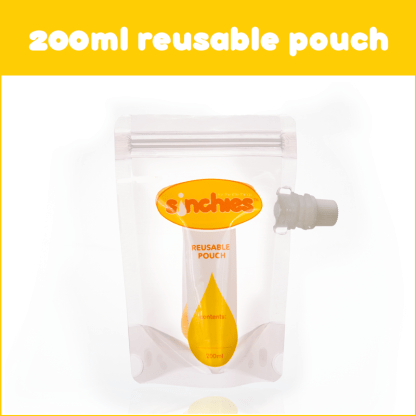 200ml Sinchies food pouch