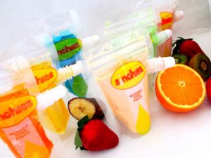 sinchies mixed range various sizes reusable pouches