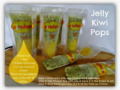 ice lolly pouch