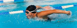 menstrual cups and swimming