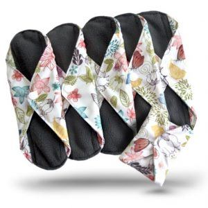 Heart Felt cloth menstrual pads
