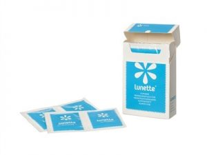 Lunette-cup-wipes
