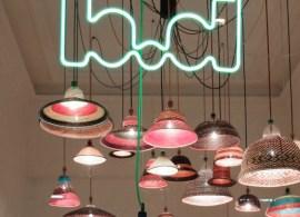 PetFlaschen Lampen