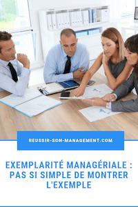 Exemplarité managériale : pas si simple de montrer l'exemple