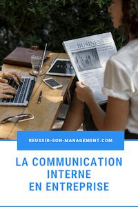 La communication interne en entreprise
