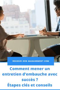 Comment mener un entretien d'embauche avec succès ? Étapes clés et conseils