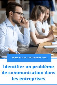 Identifier un problème de communication dans les entreprises