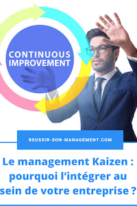 Le management Kaizen: pourquoi l'intégrer au sein de votre entreprise?