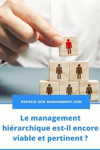Le management hiérarchique est-il encore viable et pertinent?