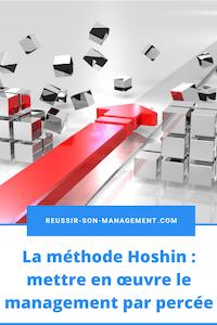 La méthode Hoshin: mettre en œuvre le management par percée