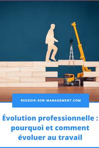 Évolution professionnelle: pourquoi et comment évoluer au travail