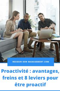 Proactivité: avantages, freins et 8 leviers pour être proactif