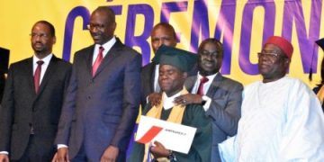 Le groupe Supdeco Dakar célèbre ses diplômés