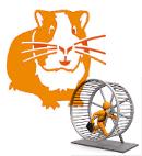 Le hamster et sa roue, une tyrannie
