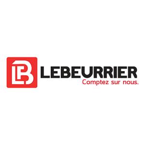Logo Lebeurrier Blanc