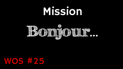 Mission BONJOUR – Way of Success #25