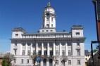Das Rathaus in Zeulenroda