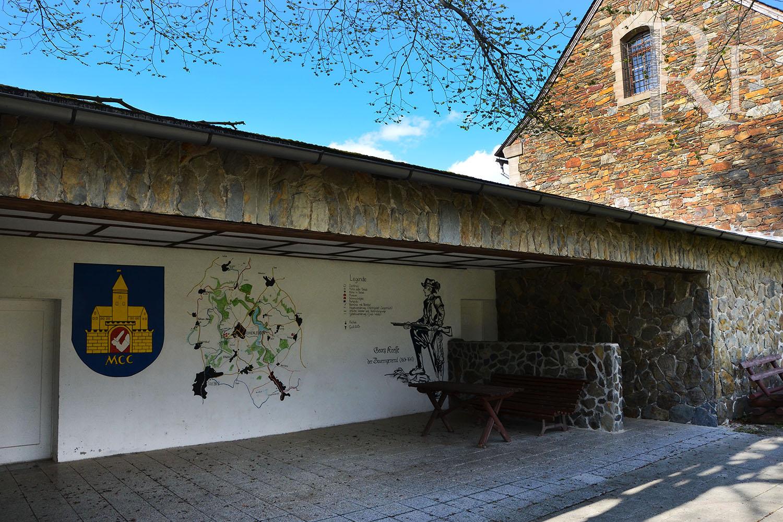 Museum Reichenfels mit Burgruine