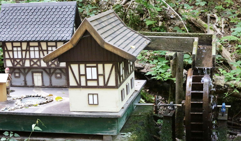 Märchenwald in Wünschendorf/Elster